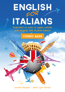Corso di Inglese, English for Italians Libro Cover