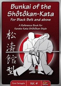 Bunkai of Shotokan Kata for Black Belt and above Book Cover