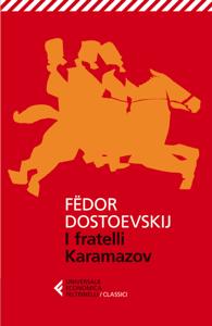 I fratelli Karamazov Libro Cover
