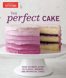The Perfect Cake book
