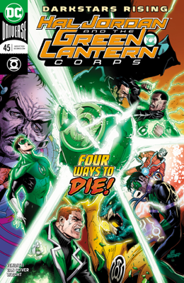 Hal Jordan and The Green Lantern Corps (2016-) #45 - Robert Venditti & Ethan Van Sciver book