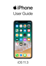 iPhone User Guide for iOS 11.3 book