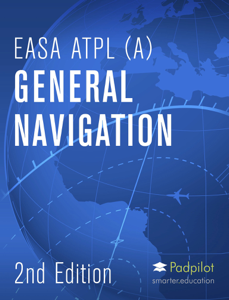 EASA ATPL General Navigation 2020 Book Cover