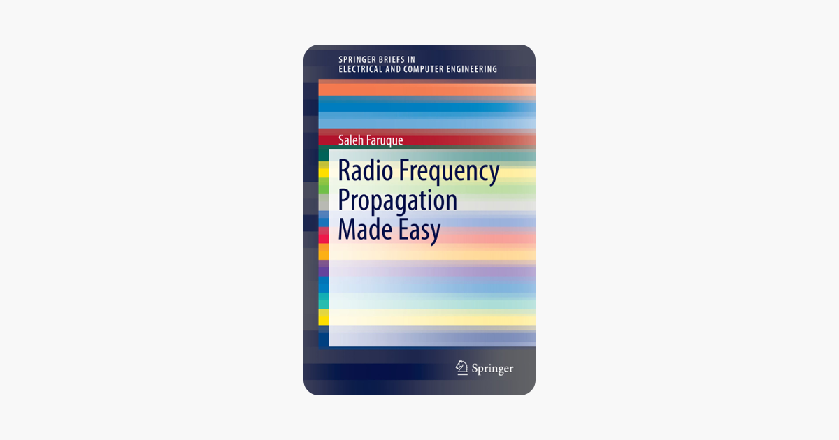 ‎Radio Frequency Propagation Made Easy