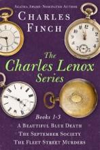 The Charles Lenox Series, Books 1-3