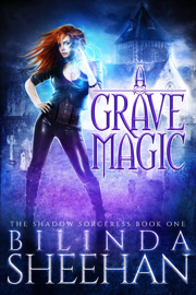 A Grave Magic book