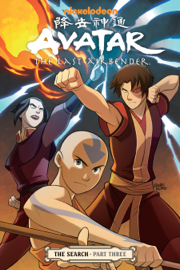 Avatar: The Last Airbender - The Search Part 3 book
