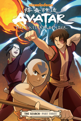 Avatar: The Last Airbender - The Search Part 3 - Gene Luen Yang & Various Authors book