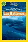 National Geographic Readers Grandes Migraciones Las Ballenas Great Migrations Whales