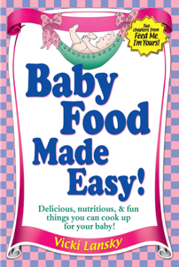 Baby Food Made Easy Book Review
