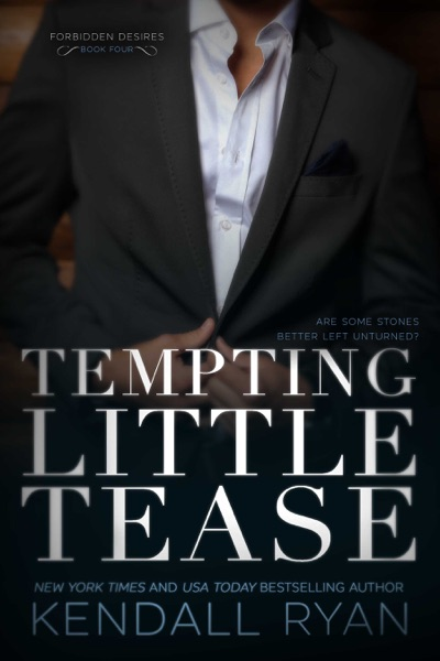 Tempting Little Tease - Kendall Ryan book cover