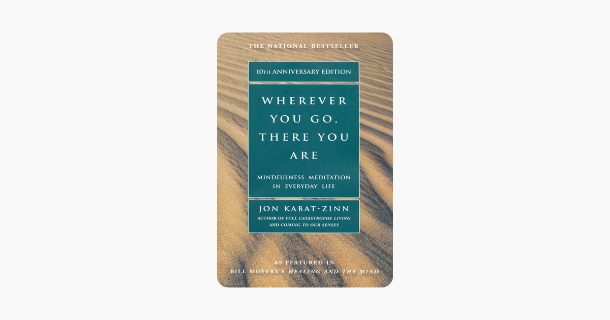 Wherever You Go, There You Are - Jon Kabat-Zinn