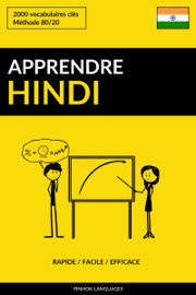 Apprendre l'hindi: Rapide / Facile / Efficace: 2000 vocabulaires clés
