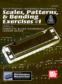 Scales, Patterns & Bending Exercises #1