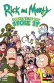 Rick & Morty: Pocket Like You Stole It #3