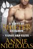 Annie Nicholas - A Taste of Shifter Geekdom artwork