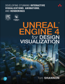 Unreal Engine 4 for Design Visualization Book Cover