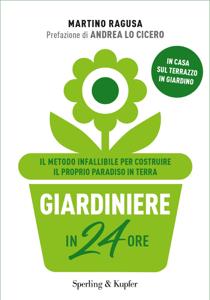 Giardiniere in 24 ore Copertina del libro