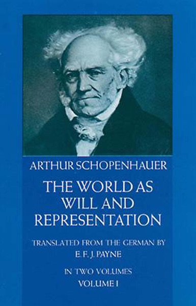 The World as Will and Representation written by Arthur Schopenhauer