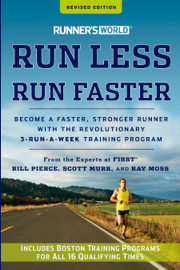 Runner's World Run Less, Run Faster book