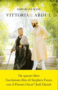 Vittoria e Abdul Copertina del libro