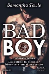 The Bad Boy di Samantha Towle Copertina del libro