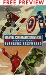 Marvel Cinematic Universe Phase One Avengers Assembled