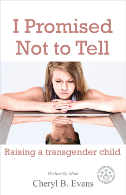 I Promised Not to Tell - Cheryl B. Evans book