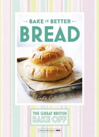 Great British Bake Off — Bake it Better (No.4): Bread book