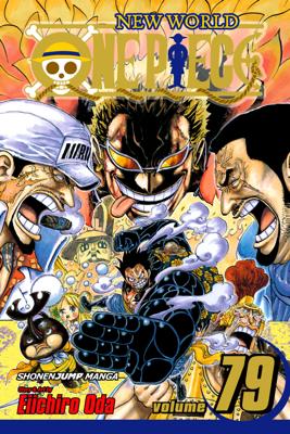 One Piece, Vol. 79 - Eiichiro Oda book