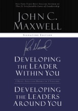 Maxwell 2in1 (Developing the Leader w/in You/Developing Leaders Around You)