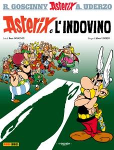 Asterix e l'indovino Book Cover