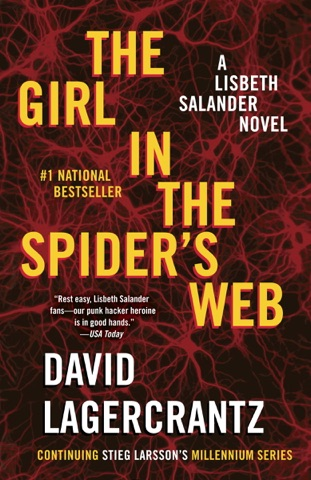 The Girl in the Spider's Web PDF Download