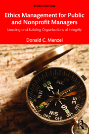 Ethics Management for Public and Nonprofit Managers book