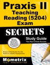 Praxis II Teaching Reading 5204 Exam Secrets Study Guide