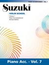 Suzuki Violin School - Volume 7 Revised