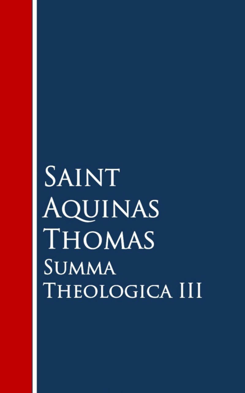 review the summa theologica by thomas Talk:summa theologica summa theologica is the title of thomas d subsequent comments should be made in a new section on this talk page or in a move review.