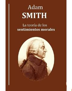 La teoría de los sentimientos morales Book Cover
