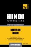 Wortschatz Deutsch-Hindi Fr Das Selbststudium 5000 Wrter