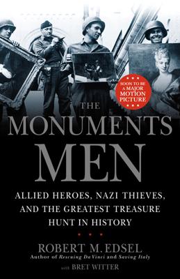 The Monuments Men - Robert M. Edsel & Bret Witter book