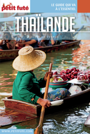 Thaïlande 2017 Carnet Petit Futé