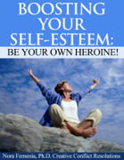 Boosting Your Self Esteem: Be Your Own Heroine!