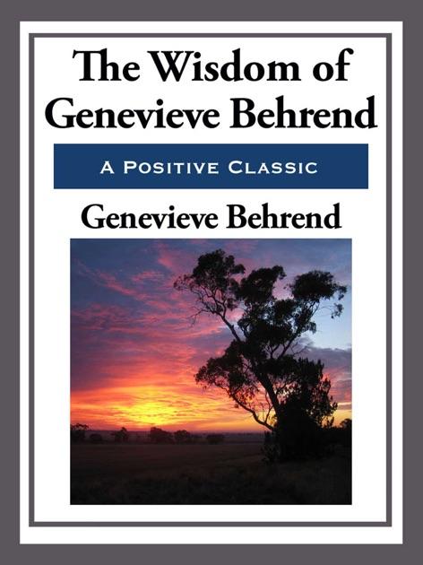 Genevieve Behrend No Apple Books