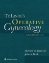 Te Lindes Operative Gynecology Eleventh Edition