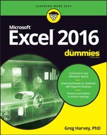 Excel 2016 for Dummies - Greg Harvey