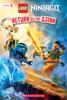 Return Of The Djinn (LEGO Ninjago: Reader)