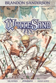 Brandon Sanderson's White Sand PDF Download