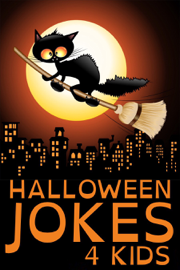 Halloween Jokes 4 Kids book