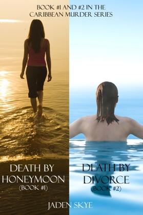 Caribbean Murder Bundle: Death by Honeymoon (#1) and Death by Divorce (#2) image