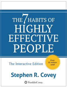 The 7 Habits of Highly Effective People Cover Book
